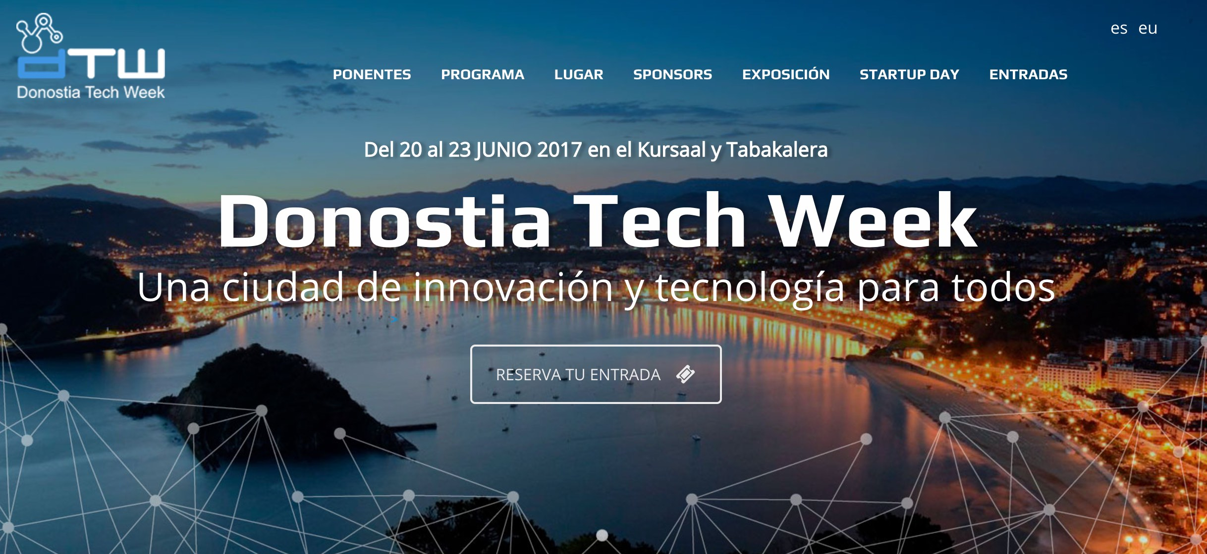 Drone by Drone at the Donostia Tech Week