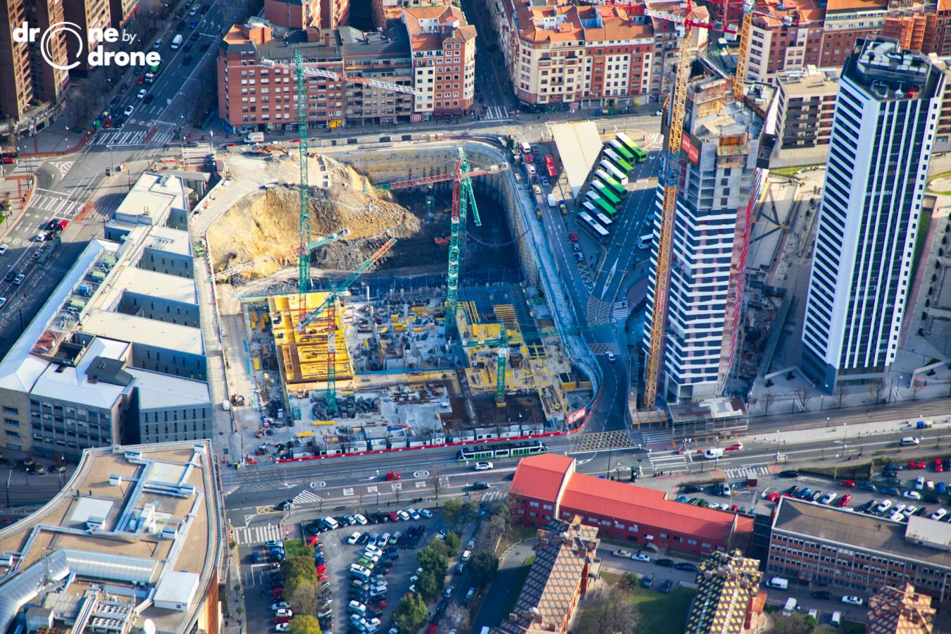 """[Bilbao] Estación De Autobuses """"Termibus"""" Autobus Geltokia"""