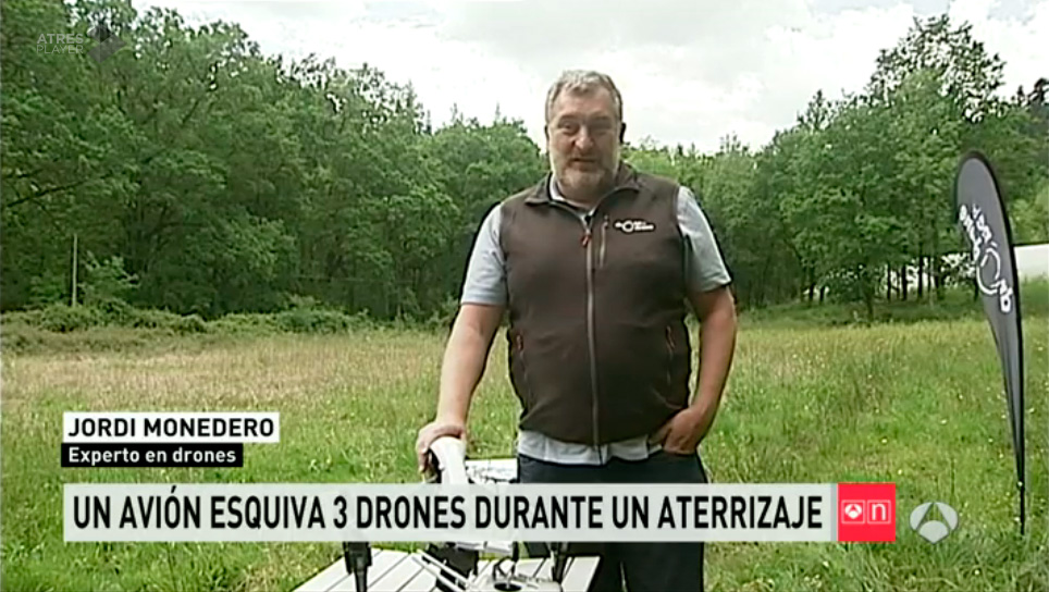 Drones news and videos  Drones company in North Spain